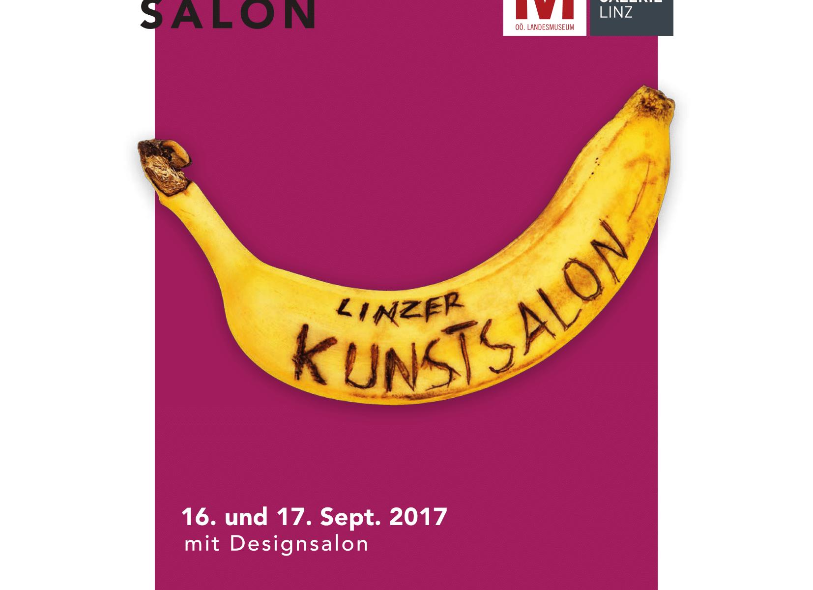 Eröffnung des Linzer Kunstsalons