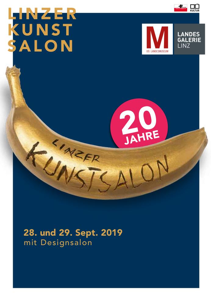 LINZER KUNSTSALON 28. + 29. SEPT. 2019